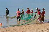 Mozambican Fishermen