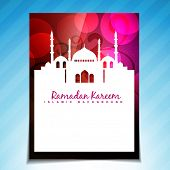 pic of namaz  - islamic festival vector design illustration - JPG