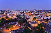 resident zone of Bangalore City India