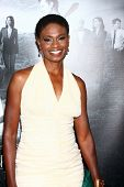 LOS ANGELES - JUL 10:  Adina Porter arrives at the HBO series