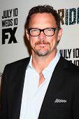 LOS ANGELES - 8 de JUL: Matthew Lillard chega ao