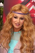 LOS ANGELES - 11 de JUL: Paulina Rubio en el