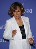 LOS ANGELES - 12 de JUN: Diahann Carroll chega para as mulheres no filme cristal 2013 + Lucy Awards
