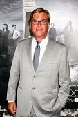 LOS ANGELES - JUL 10:  Aaron Sorkin arrives at the HBO series