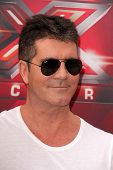 LOS ANGELES - JUL 11:  Simon Cowell at the