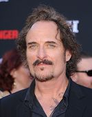 LOS ANGELES - JUN 22:  Kim Coates arrives to the 'The Lone Ranger' Hollywood Premiere  on June 22, 2