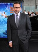LOS ANGELES - JUN 23:  Steve Carell arrives to the