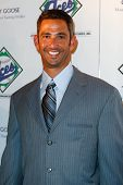 NEW YORK-JULY 14: Former New York Yankees catcher Jorge Posada attends the Aces, Inc. All Star party