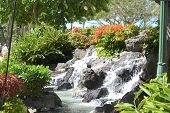 Hawaii Fountain