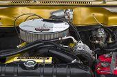 1965 Studebaker Commander Engine