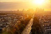 Paris la D�?�©fense