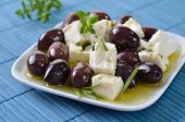 Greek appetizer