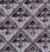 seamless weathered carving wood door texture