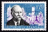 Postage Stamp France 1960 Marc Sangnier