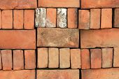 Adobe Brick Patterns
