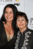 Maria Conchita Alonso and her mother  at the 8th Annual Padres Contra El Cancer's 'El Sueno De Esperanza' Benefit Gala. Hollywood and Highland Grand Ballroom, Hollywood, CA. 10-07-08
