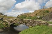 Bridge Over River At Watendlath