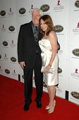 Phil Donahue and Marlo Thomas  at the 5th Annual Runway For Life Gala Benefitting St. Jude Childrens Hostpital. Beverly Hilton Hotel, Beverly Hills, CA. 10-11-08