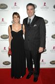 Brad Raymond and wife  at the 5th Annual Runway For Life Gala Benefitting St. Jude Childrens Hostpital. Beverly Hilton Hotel, Beverly Hills, CA. 10-11-08