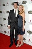 Jon Hamm and Jennifer Westfeldt  at the 5th Annual Runway For Life Gala Benefitting St. Jude Childrens Hostpital. Beverly Hilton Hotel, Beverly Hills, CA. 10-11-08
