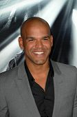 Amaury Nolasco  at the Los Angeles Premiere of 'Max Payne'. Grauman's Chinese Theatre, Hollywood, CA