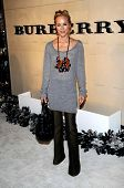 Maria Bello  at the Burberry Beverly Hills Store Re-Opening. Burberry Beverly Hills Store, Beverly H