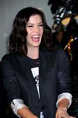 Liv Tyler  at the Burberry Beverly Hills Store Re-Opening. Burberry Beverly Hills Store, Beverly Hil