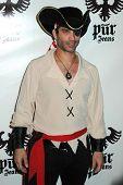 Johnathon Schaech  at the Pur Jeans Halloween Bash. STK, Los Angeles, CA. 10-31-08
