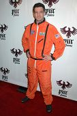 J.C. Chasez  at the Pur Jeans Halloween Bash. STK, Los Angeles, CA. 10-31-08
