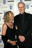 James Cromwell Hugh Laurie  at the 17th Annual BAFTA Britannia Awards. Hyatt Regency Century Plaza, Century City, CA. 11-06-08