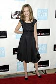 Calista Flockhart  at the Peace Over Violence 37th Annual Humanitarian Awards. Beverly Hills Hotel, Beverly Hills, CA. 11-07-08