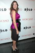 Mercedes Brito  at the Bold Films AFM Party. Wokcano, Santa Monica, CA. 11-07-08