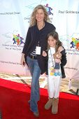 Kate Vernon and daughter Annabelle  at Children Uniting Nations 10th Annual Day of the Child. Santa Monica Pier, Santa Monica, CA. 11-09-08