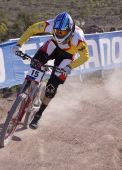 Bernat Guardia Pascual From Spain - 2009 Uci Mountain Bikes World Champs