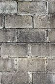 image of cinder block  - Block Wall  - JPG