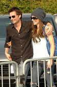 Kate Beckinsale and Len Wiseman  at the 11th Anniversary Of P.S. Arts 'Express Yourself 2008'. Barke