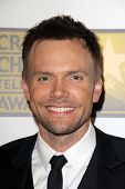 Joel McHale at the Second Annual Critics' Choice Television Awards, Beverly Hilton, Beverly Hills, CA 06-18-12