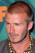 David Beckham  in the press room at the 2008 Teen Choice Awards. Gibson Amphitheater, Universal City, CA. 08-03-08