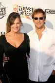 Chelsea Field and Scott Bakula  at the