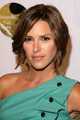 Elizabeth Hendrickson  at the 5th Annual Friends of El Faro Benefit to raise funds for the children of Tijuana Casa Hogar Sion Orphanage. Boulevard3, Hollywood, CA. 08-07-08