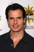 Antonio Sabato Jr.  at the Hot In Hollywood Charity Event to benefit the AIDS Healthcare Foundation