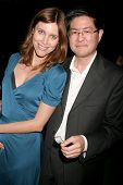 Silvia Suvadova and Gregory Hatanaka  at the 'Ten Nights Of Dreams' Afterparty Hosted By Cinema Epoc