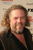 Mark Boone Junior  at the Premiere Screening of 'Sons of Anarchy'. Paramount Theater, Hollywood, CA.