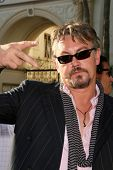 Tommy Flanagan  at the Premiere Screening of 'Sons of Anarchy'. Paramount Theater, Hollywood, CA. 08
