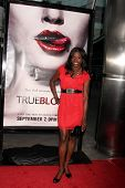 Rutina Wesley  At the Los Angeles premiere of HBO's 'True Blood' series. Arclight Cinemas, Hollywood, CA. 09-04-08