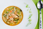 Thai Tom Yum Soup
