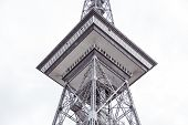 Detail View Of The Funkturm, Berlin Germany