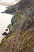 Coastline Railroad Track
