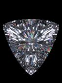 Diamond Trillion Cut