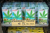 Amsterdam - Cannabis Seeds For Sale In The Street Market